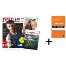 1-Jahresabo + 1 Luxemburger Lexikon