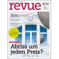 revue Nr. 35 / 2016