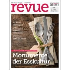 revue Nr. 16 / 2018