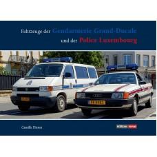Fahrzeuge der Gendarmerie Grand-Ducale und der Police Luxembourg