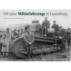 100 Jahre Militärfahrzeuge in Luxemburg