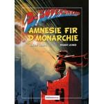"De Superjhemp ""Amnesie fir d'Monarchie"""