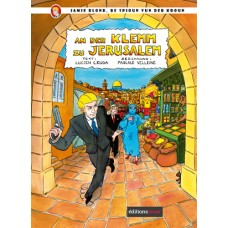Jamie Blond - An der Klemm zu Jerusalem